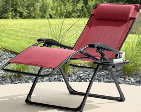 Recalled Antigravity Chair - Red