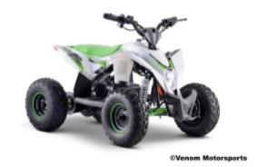 Recalled Venom E-Madix 1300w 48V E-A050 Electric ATV