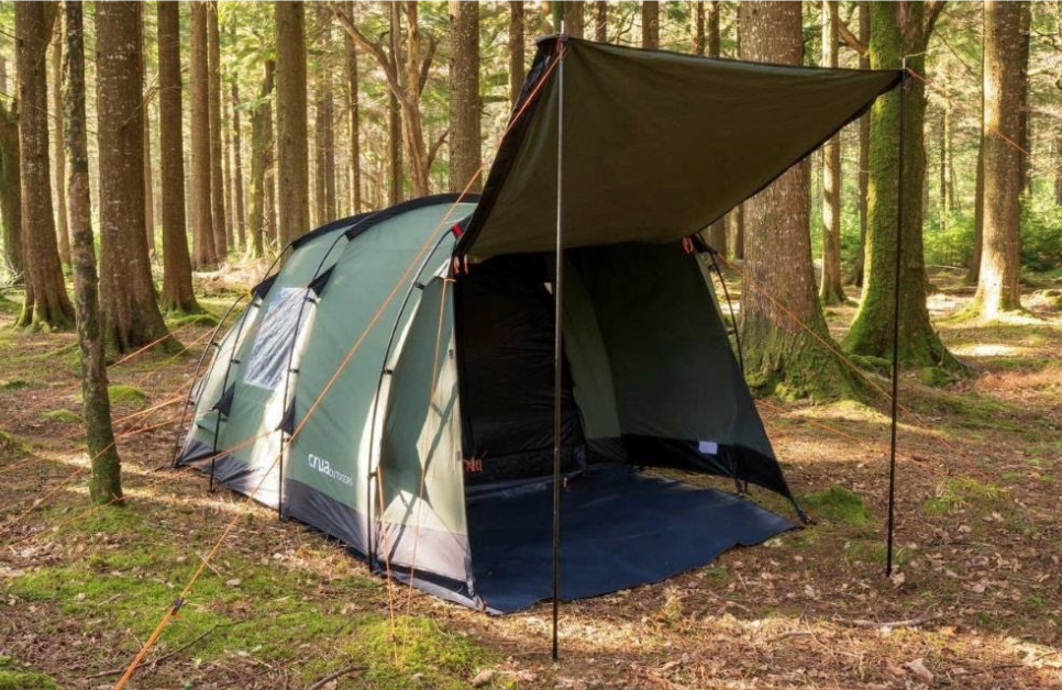 Recalled Crua Tri tent