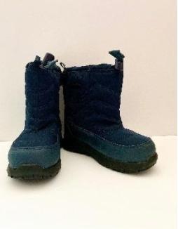 "Recalled Cat & Jack ""Himani"" Toddler Boots – Navy"