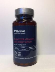 Recalled Vthrive Bioactive Women's One-Daily Multi vitamins