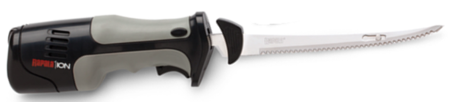Recalled Rapala Rechargeable Fillet Knife