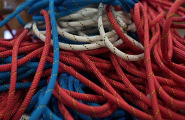 Recalled Low-Stretch Kernmantle Rope