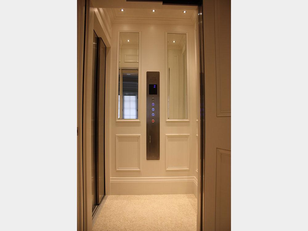 Photo 1: Exterior of Cambridge Elevating Elmira and Heritage & Hybrid model home elevator