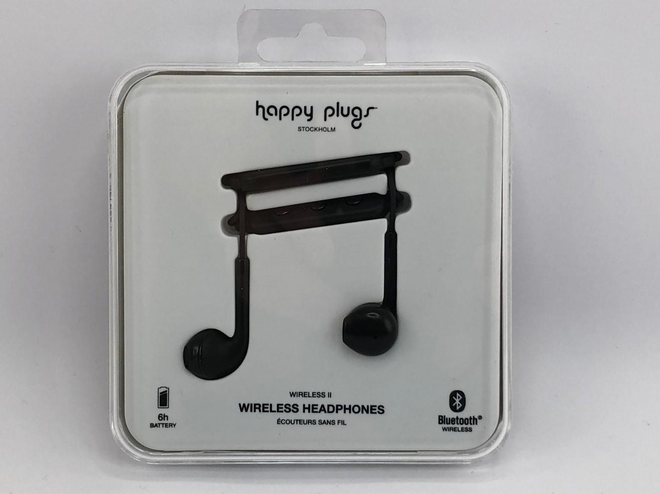 Recalled Happy Plugs wireless headphones