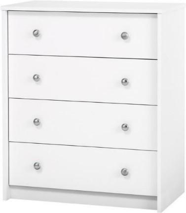 Recalled dresser in white