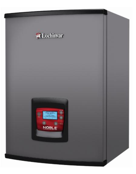 Recalled Lochinvar boiler