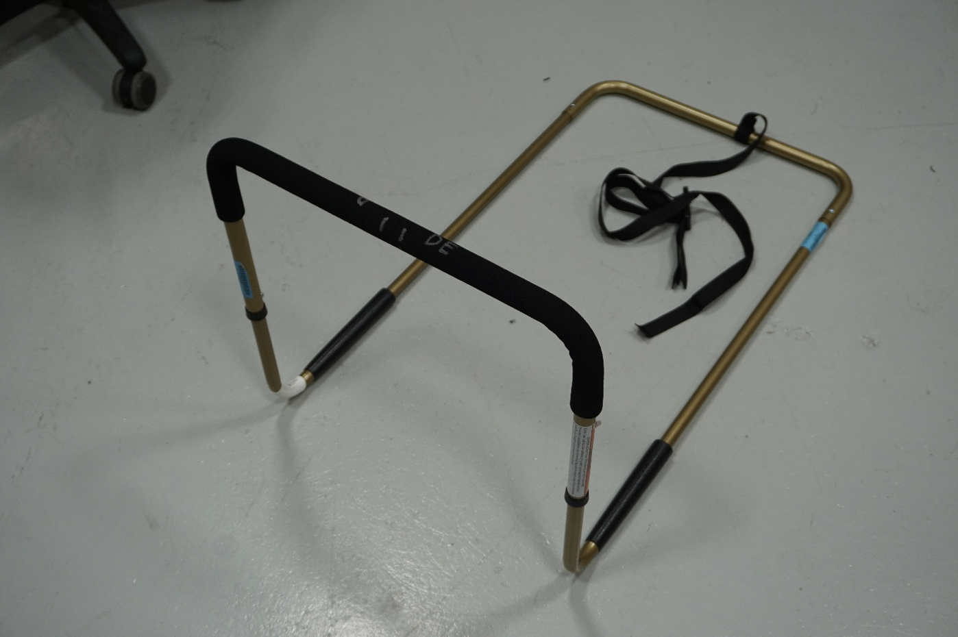 Bed Handles Inc. Adjustable Bedside Assistant (AJ1) adult portable bedrail