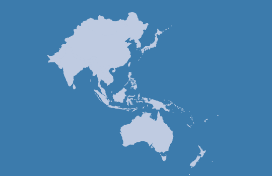 East Asia-Pacific graphic