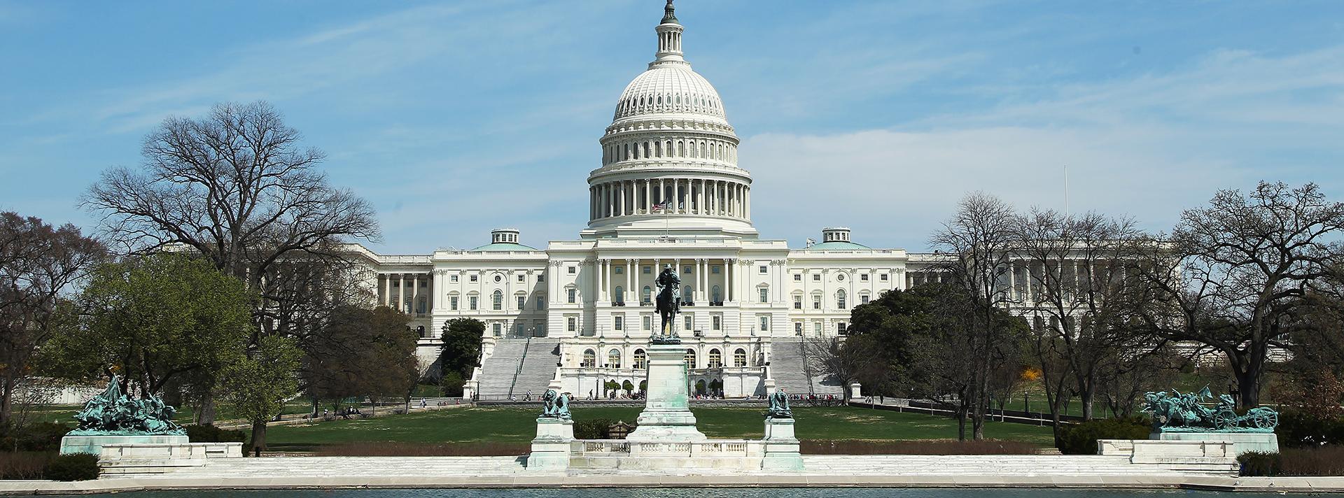 Legislative Affairs Hero Graphic