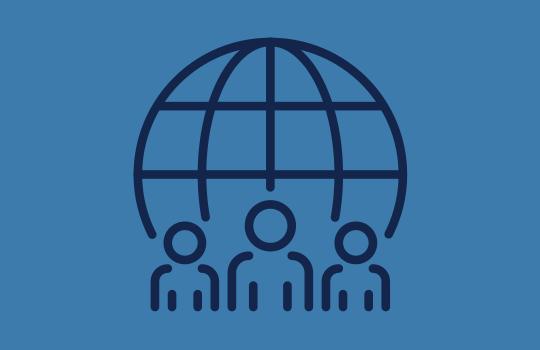 International Organizations Graphic