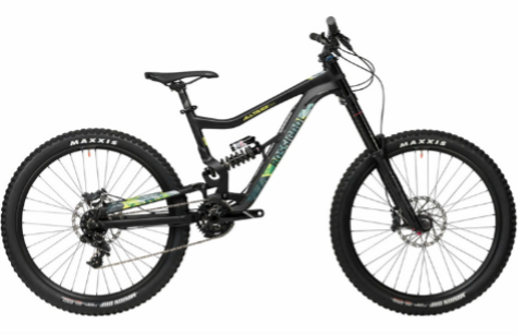 Recalled All Track DH Bicycle (2018 model)