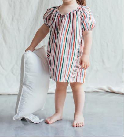 Recalled La Paloma Girl's Nightgown – Paloma Stripe