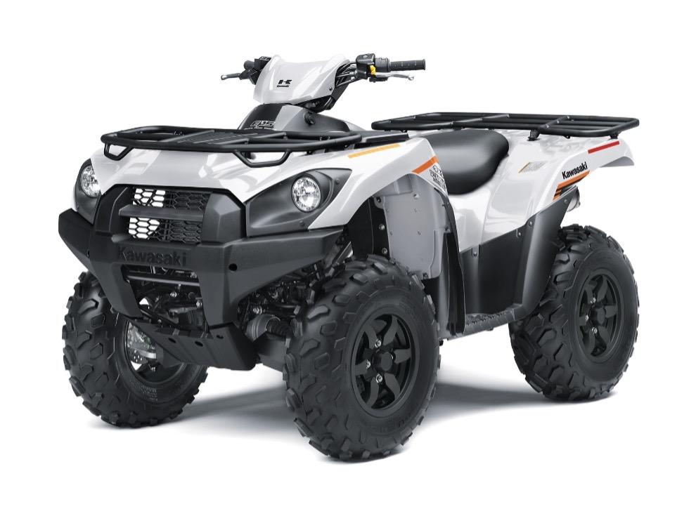 Recalled Model Year 2021 BRUTE FORCE 750 4X4i EPS WHITE – Model KV750G