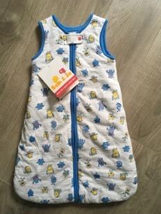 Recalled Infant Sleep Bag (Sam & Jo brand, monsters design)