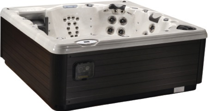 MAAX Spas self-contained hot tub
