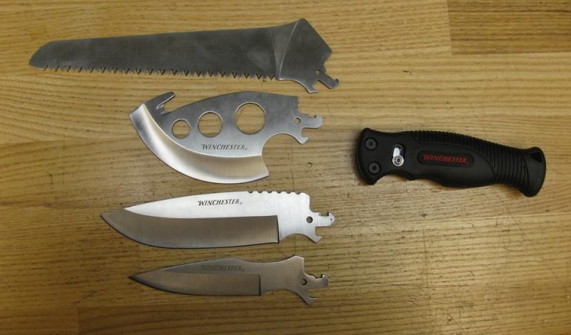 Gerber Legendary hunting knife