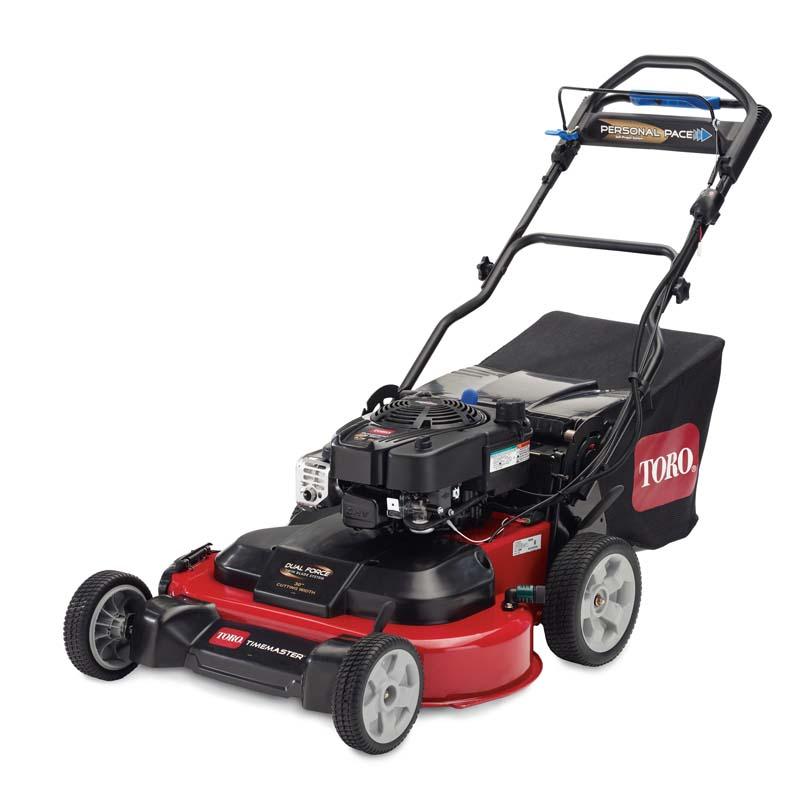Recalled Toro TimeMaster mower