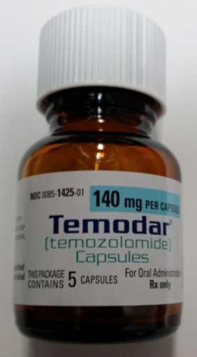 Temodar® (Temozolomide)