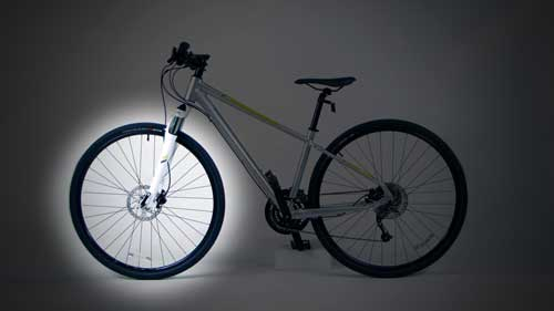 Bicycles equipped with front disc brakes and quick-release levers are being recalled.