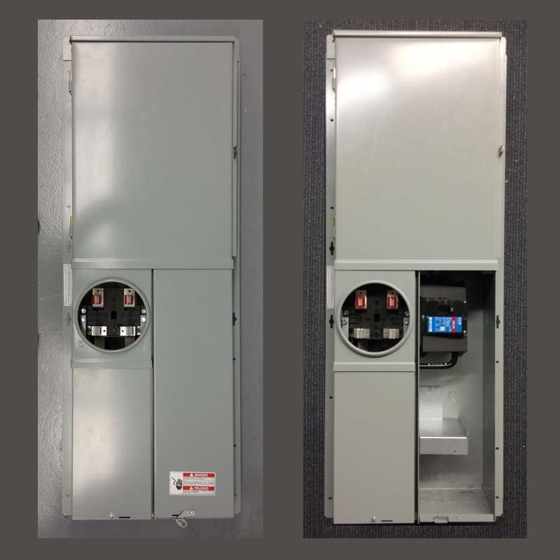 Recalled Eaton meter breakers, MBED 3042 series