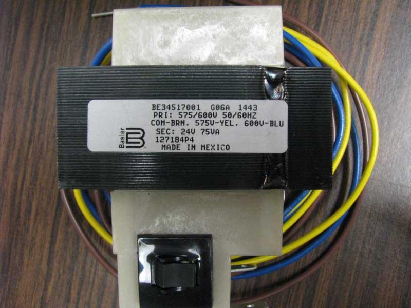 Basler Class 2 electric transformers