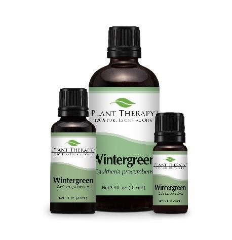 Recalled Wintergreen – 10 mL; 30 mL; 100 mL