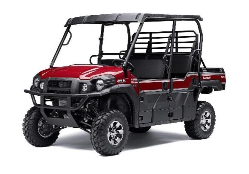 Recalled 2015 Kawasaki MULE PRO-FXT EPS LE