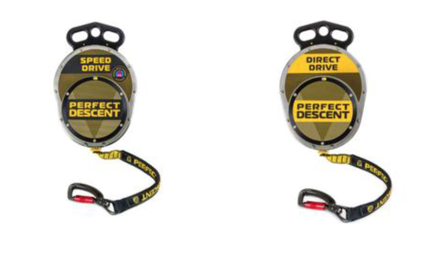 Recalled Perfect Decent Auto Belay climbing devices