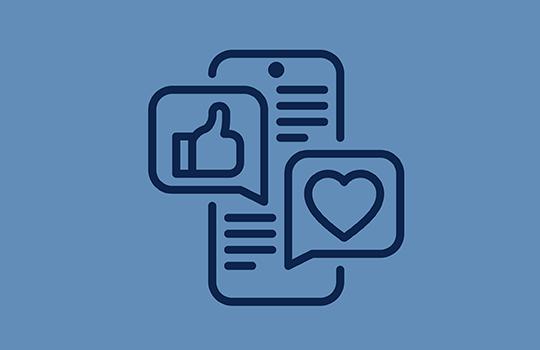 Social Media Guide Graphic