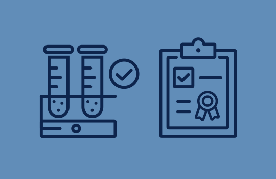 Product Testing and Certification Labs Graphic