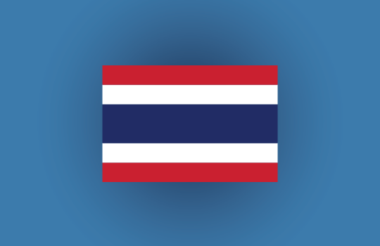 Product Safety Thailand Flag