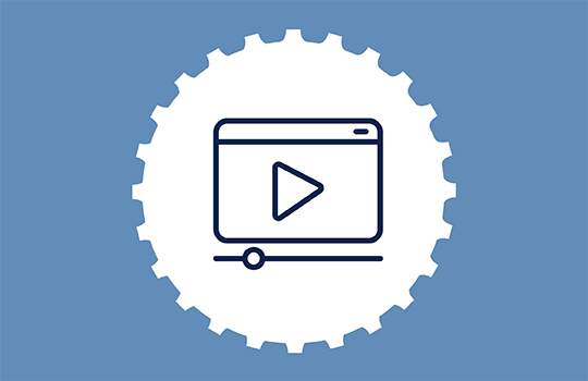 Small Business Education Videos Graphic