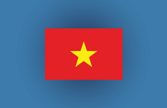 Product Safety Vietnam Flag