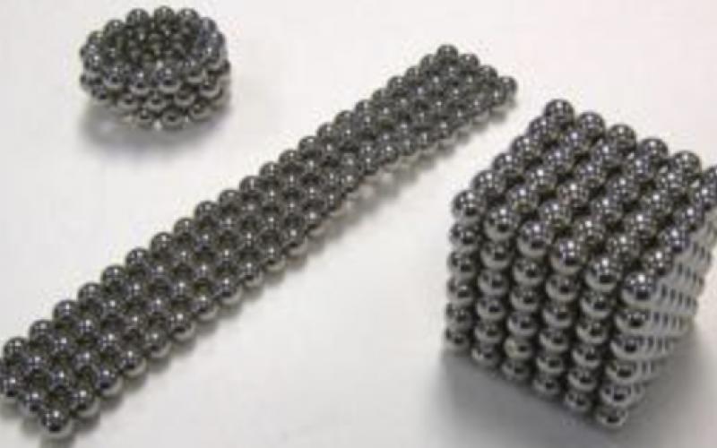Zen and Neoballs magnets