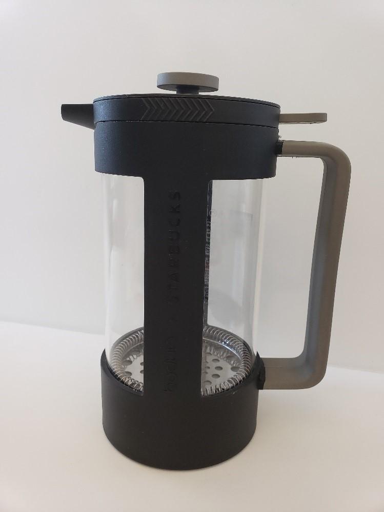 Recalled Starbucks' Bodum coffee press
