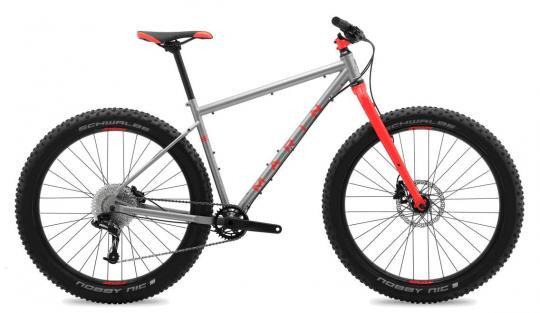 2017 Pine Mountain bicycle