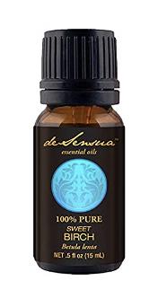 Recalled deSensua Birch Essential Oil