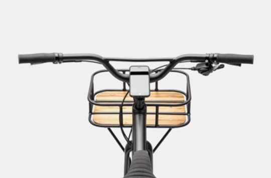 Front view of recalled front rack