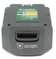 Recalled Victory Innovations sprayer's lithium ion battery