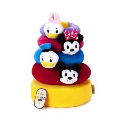 itty bittys baby Disney-licensed plush baby stacking toy