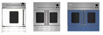 BlueStar Gas  Wall Oven