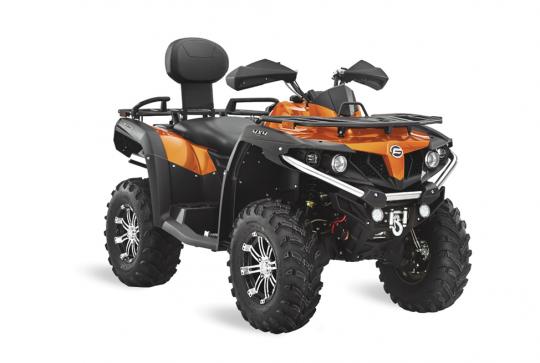 Recalled CFORCE 500 HO ATV