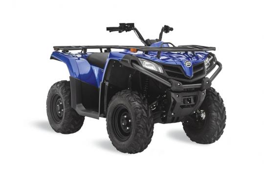 Recalled CFORCE 400 ATV