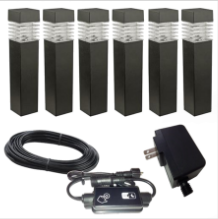 Recalled Patriot Light Kit, Model 3434114, with Sterno Home LED power supply