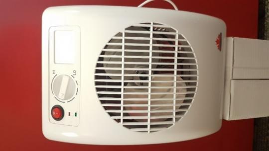 Recalled SF14TA Smart Thermaflo Bathroom Heater Fan with nightlight