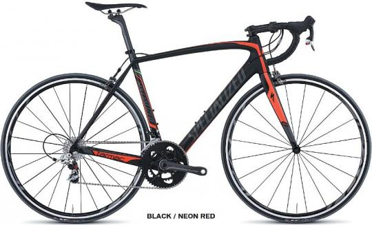 2012 Tarmac SL4 Pro Red Mid Compact