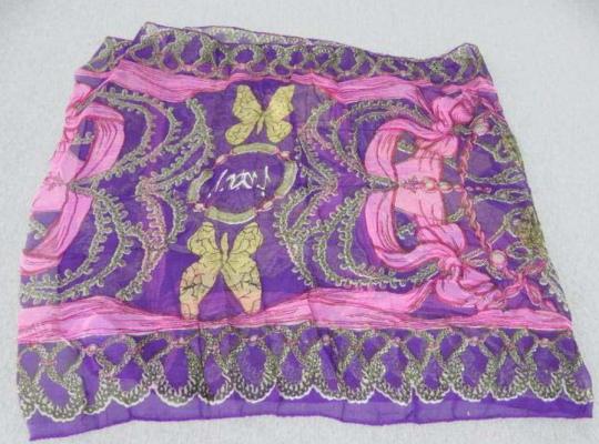 Recalled Raj Imports scarf