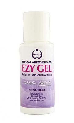 Recalled EZY Gel Topical Anesthetic Gel