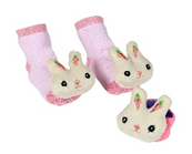 Recalled Sock and Wrist Rattle Sets